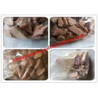 Buy cheap Factory supply the best quality of dibutylone brown big crystals /bk-DMBDB/CAS:802286-83-5 from wholesalers