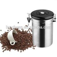Wholesale 500 Piece/Pieces stainless steel coffee canister from china suppliers