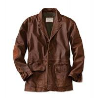 Wholesale Barito Brown Leather Jacket from china suppliers