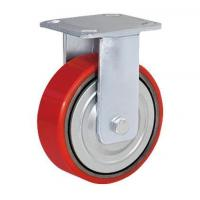 Wholesale 50mm Urethane Tread Casting Heavy Duty Urethane Casters And PU Wheels from china suppliers