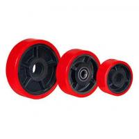 Wholesale Kaiston Caster Manufactured heavy duty urethane wheels from china suppliers
