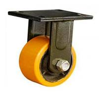 Wholesale Kaiston Manufactured Anti-Collision PU Heavy Duty Casters from china suppliers