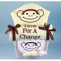 China Unique Baby Gifts My Little Monkey Baby Gift Basket on sale