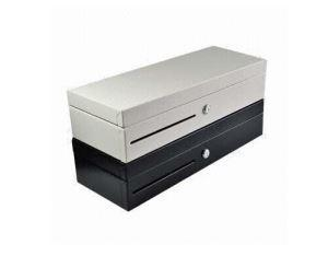 Quality Flip Top Mini Cash Box Drawer with Stainless Steel Top Money Tray for sale