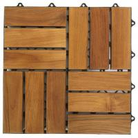 Wholesale Interlocking Wood Floor Tiles from china suppliers