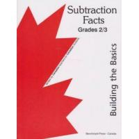 Buy cheap Subtraction Facts Grades 2/3 from wholesalers