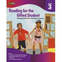 Buy cheap FlashKids Reading for the Gifted Student - Grade 3 Workbook from wholesalers