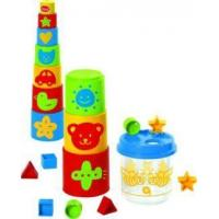 Buy cheap Gowi Puzzle Box Bee + Pyramid from wholesalers