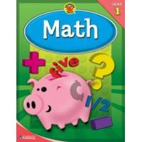 Buy cheap Brighter Child Math Grade 1 from wholesalers