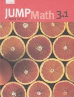 China JUMP Math 3.1 / Workbook Grade 3, part 1 of 2