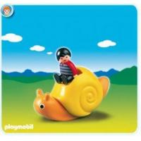 Buy cheap Playmobil 1.2.3 #6755 - Rocking Snail from wholesalers