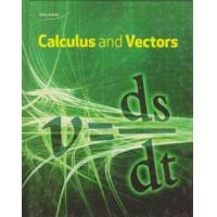 Quality Nelson Calculus and Vectors/Grade 12 for sale