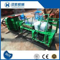 China Automatic Small Soil Clay Brick Manufacturing Machine on sale