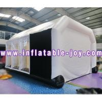 Wholesale Portable Used Inflatable Spray Paint Booth/Giant Inflatable Car Paint Booth from china suppliers
