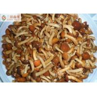 China New Crop Canned Marinated Mushrooms In Normal Temperature Easy Open Lid on sale