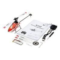 Buy cheap BNF without transmitter Version XK K110 Blash 6CH Brushless 3D6G System RC Helic from wholesalers