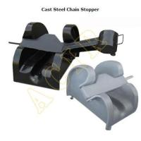 Wholesale Cast Steel Bar Type Chain Stopper CB 286-84 from china suppliers