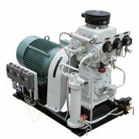 Wholesale Water and Air Cooled Electric Motor Diesel Engine Driven Marine Air Compressor from china suppliers