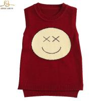 Wholesale Cotton + viscose knitted kids vest from china suppliers