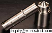 Stainless Steel Dispensing Nozzles