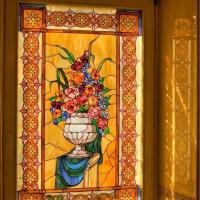 China Antique Stained Glass Windows on sale