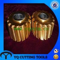 Buy cheap HSS module1~module10 Rack Milling Cutters with TIN Coating from wholesalers