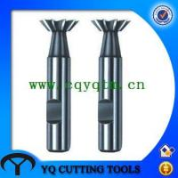 Buy cheap HSS Straight Shank Dovetail Cutter from wholesalers