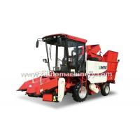 Buy cheap 4YZP-2C Peeled waxy corn harvester for harvesting maize from wholesalers