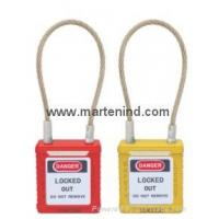Buy cheap G31 safety cable Padlocks from wholesalers
