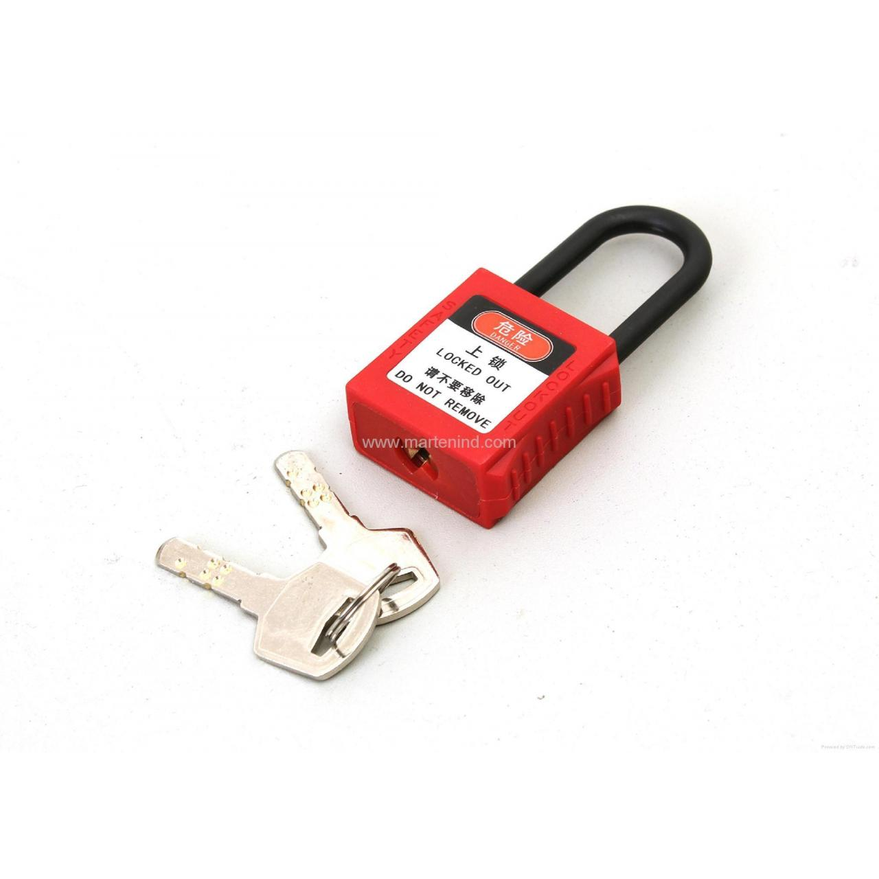 Buy cheap G11 38cm Nylon 6mm Padlocks from wholesalers