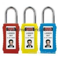 Buy cheap G81 38cm 6mm Steel Padlocks Long Body from wholesalers