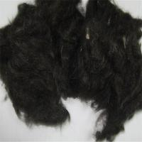 Buy cheap Black wool Waste from wholesalers