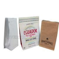 Buy cheap Kraft Paper Flat Bottom Pouch from wholesalers