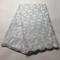 Buy cheap wholesale swiss voile lace in switzerland white cotton swiss voile lace fabric korean baby lace from wholesalers