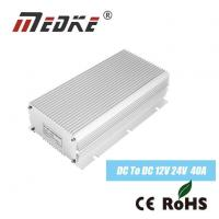 Buy cheap 12VDC To 24VDC 40A Converter from wholesalers