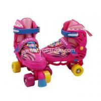 China Adjustable Child Roller Skates Shoes for Skating on sale