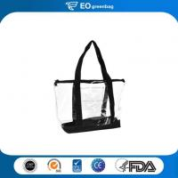 Wholesale PVC Shopping Bag with Zipper from china suppliers