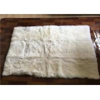 Wholesale Long Lambswool Large Sheepskin Area Rug Thick For Living Room Baby Play from china suppliers