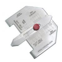 Buy cheap Automatic Weld Size Welding Gauge (Inch) from wholesalers