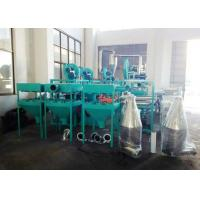 China High Output Plastic Scrap Grinder Machine For Pipe Abrasion Resistance 37kw on sale