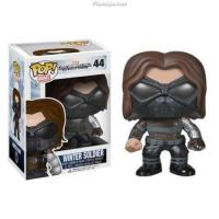 Wholesale Funko Funko POP Heroes: Captain America Movie 2 - Winter Soldier Action Figure from china suppliers