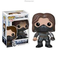 Wholesale Funko Funko POP Heroes: Captain America Movie 2 - Soldier Unmask Action Figure from china suppliers