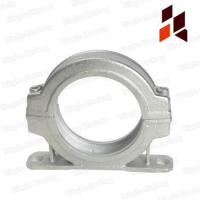 2-bolt Coupling with Mounting DN125, forging