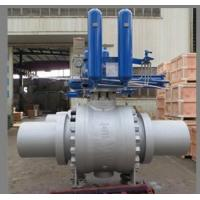 Wholesale Ball Valves API 6D Trunnion Ball Valves, Gas Over Oil Actuated from china suppliers