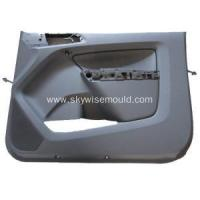 Injection mold for automotive door
