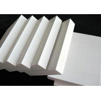 Buy cheap 18mm PVC Foam Board Sheet High Density Fireproof Smooth Edge For Furniture from wholesalers