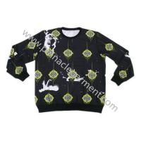 China wholesale custom crew neck sweaters on sale