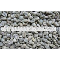 Agriculture Arabica green coffee beans