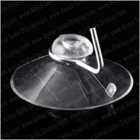 suction cup with metal hook