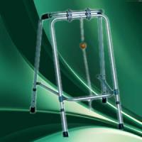 Hospital physical therapy walking aid